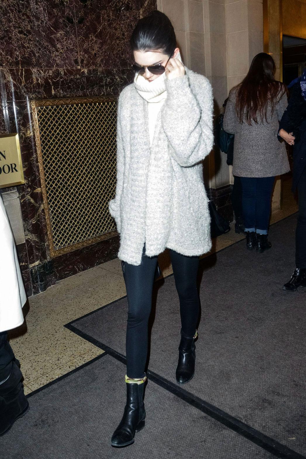 Kendall Jenner Leggings - P 2015