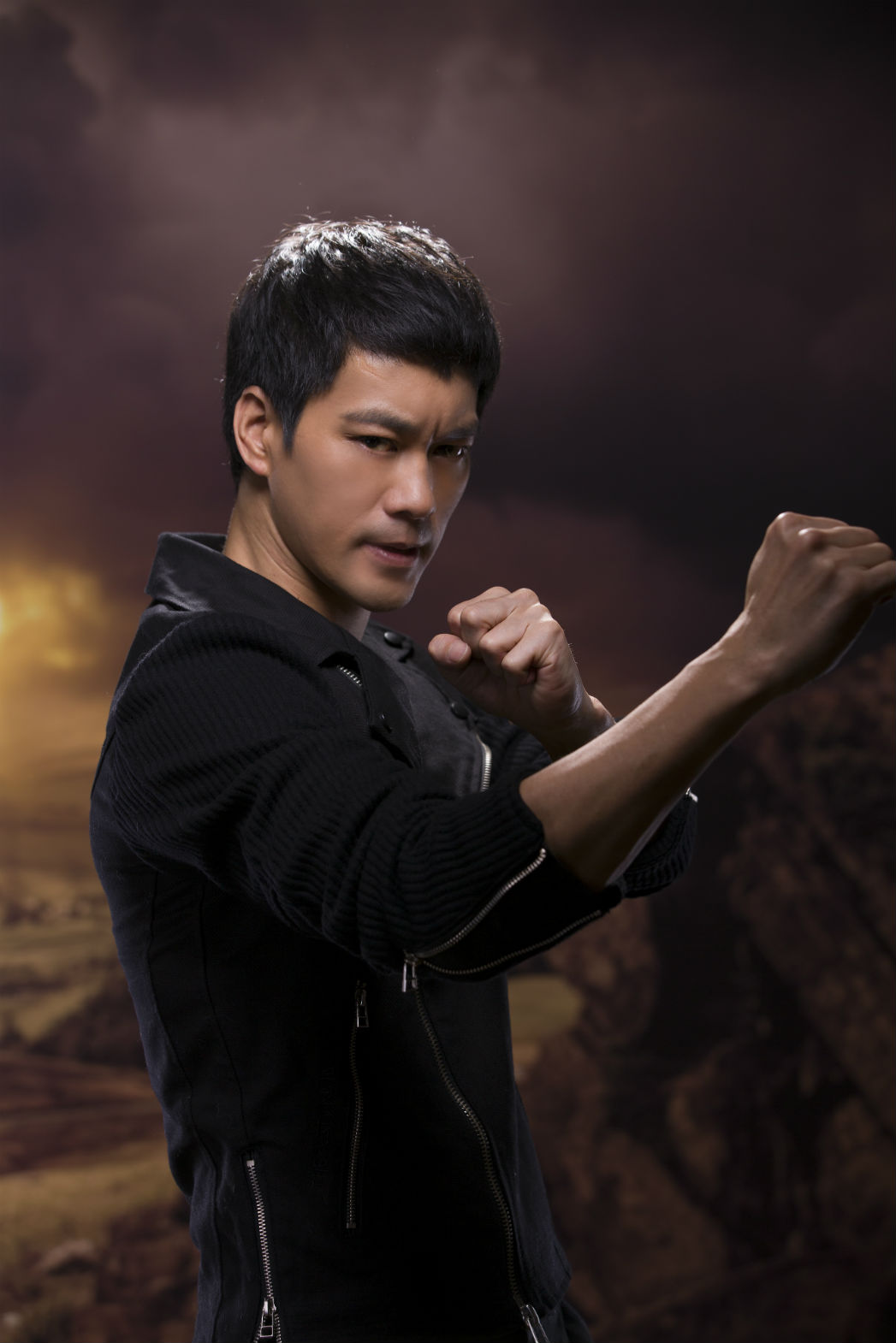 Kung Fu Cowboy Danny Chan