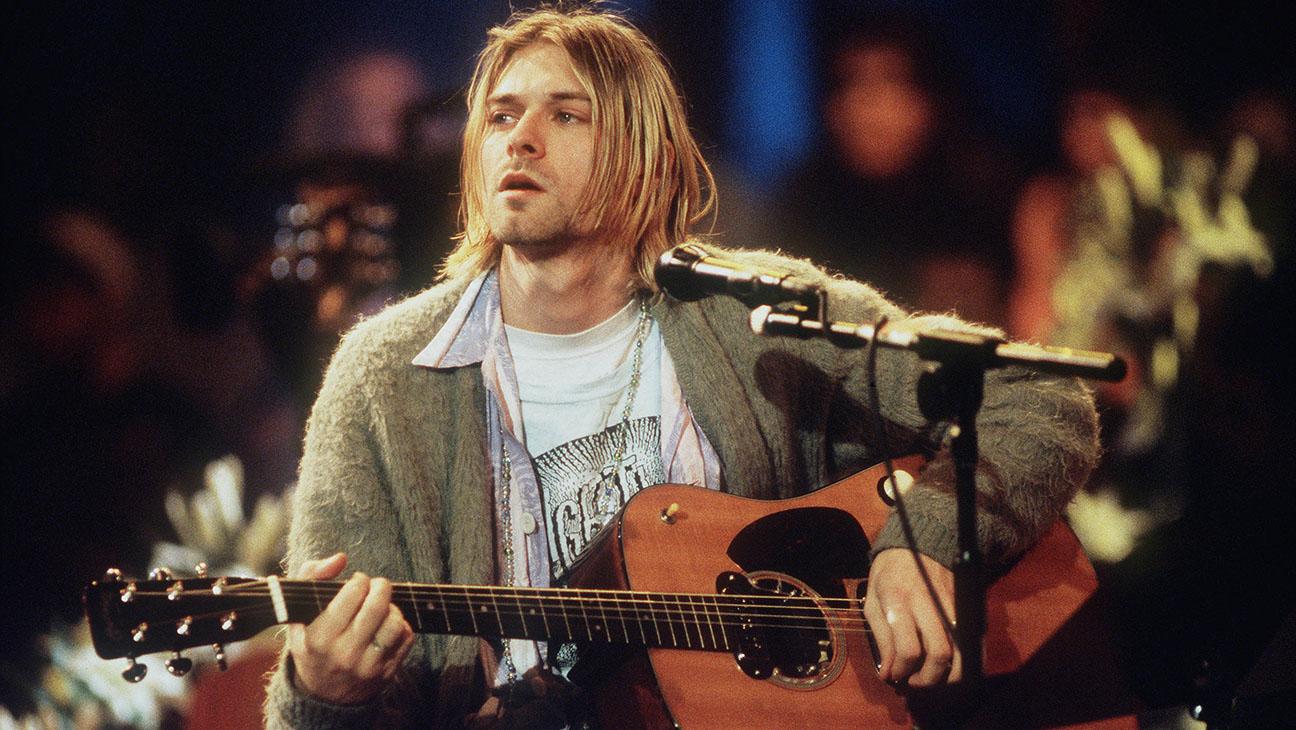 Kurt Cobain Sweater - H 2015