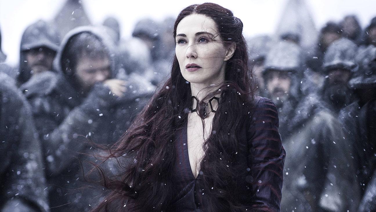 Game of Thrones Villains: Melisandre - H 2015