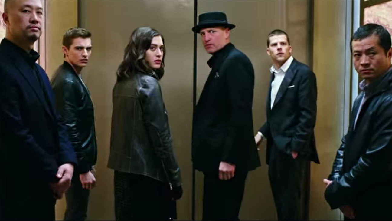 Now You See Me 2 Official Trailer Screen Shot- H 2015