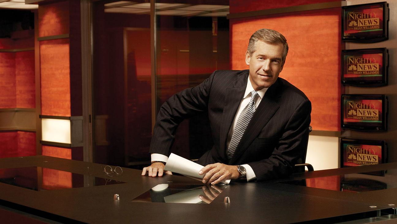 NBC suspends Brian Williams – H 2015