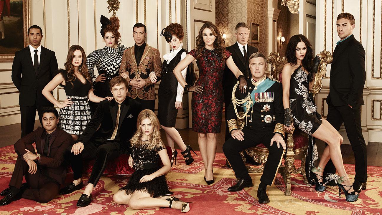 The Royals Season 1 Cast - H 2015
