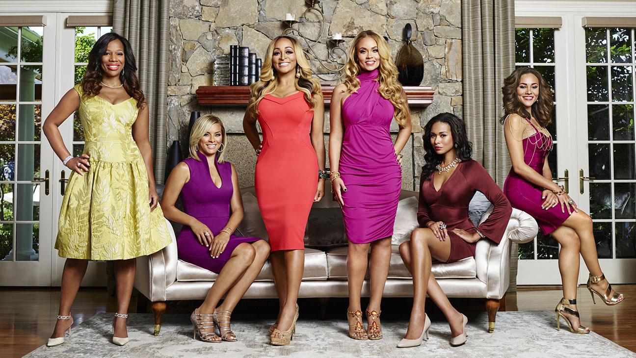 THE REAL HOUSEWIVES OF POTOMAC  Season 1 - H 2015