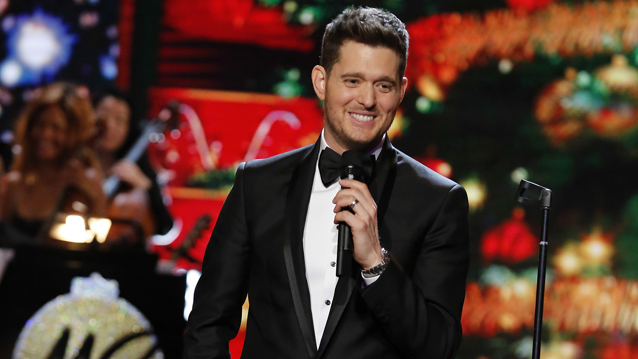 Michael Buble's Christmas Special - H 2015