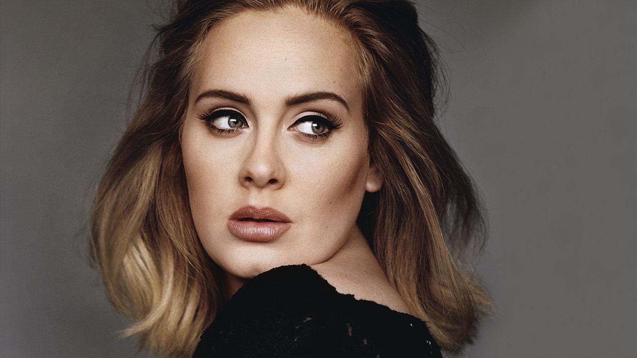 Adele Publicity Image 2 - H 2015