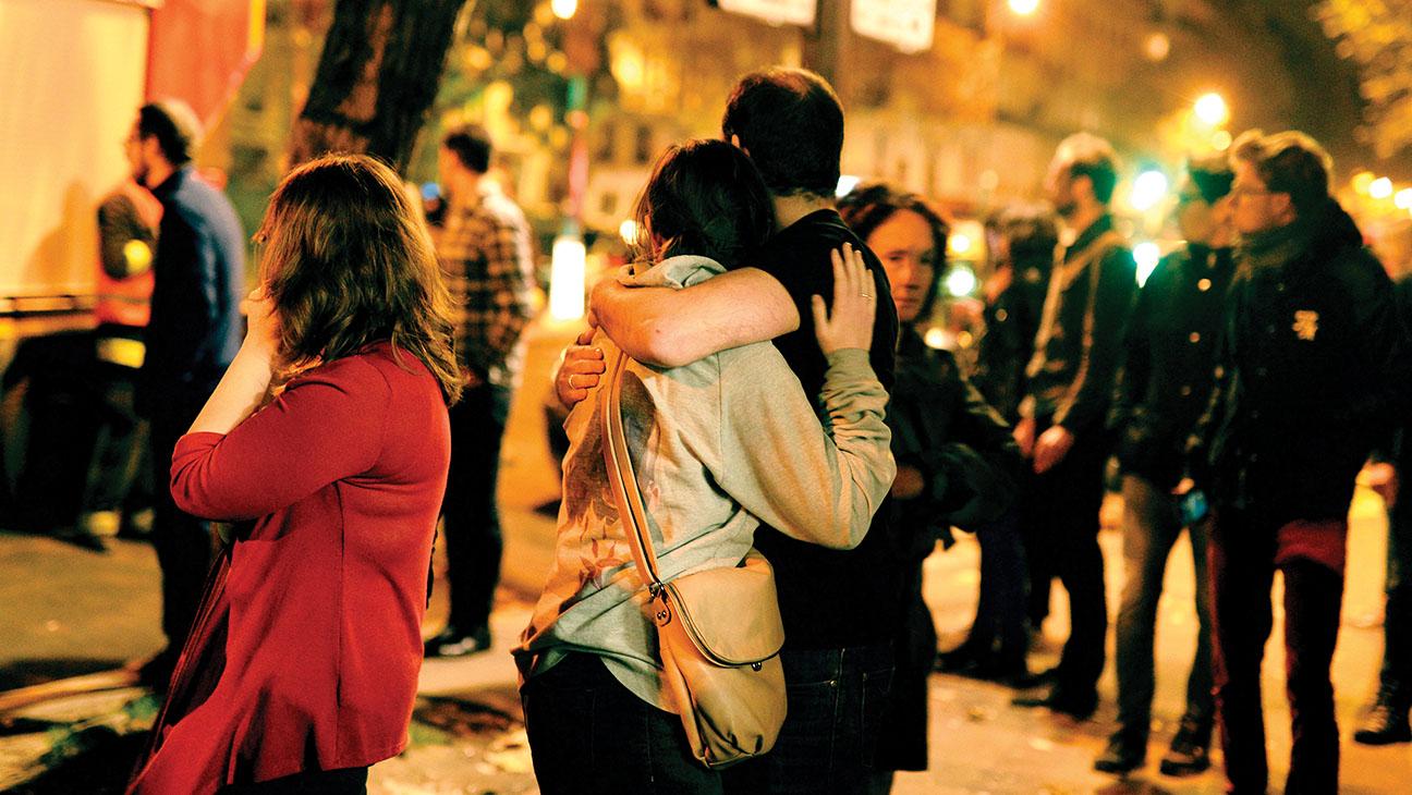 Paris Terror Attack - H 2015