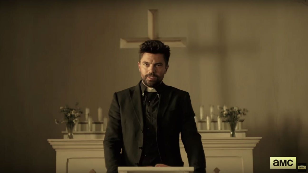 AMC Preacher Screen Grab H - 2015