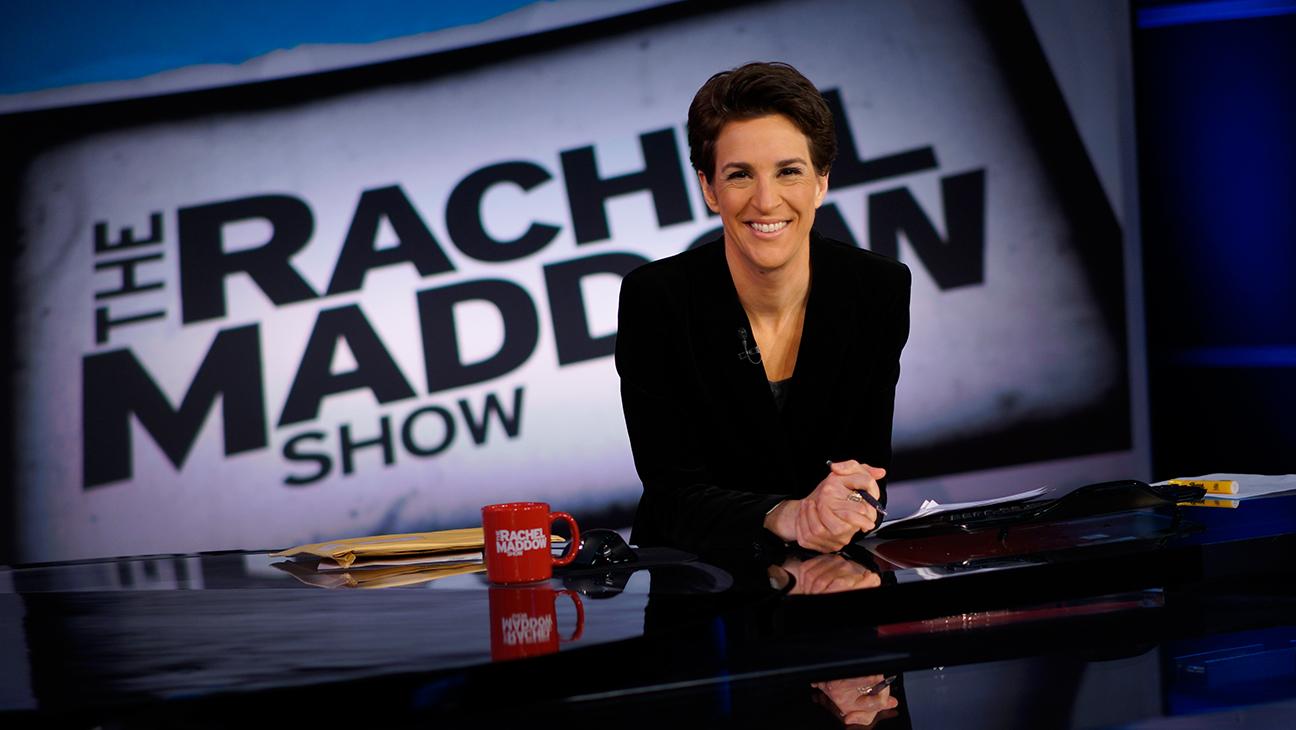 Rachel Maddow Interview - H 2015