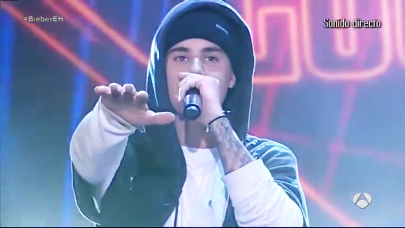 Justin Bieber - H 2015