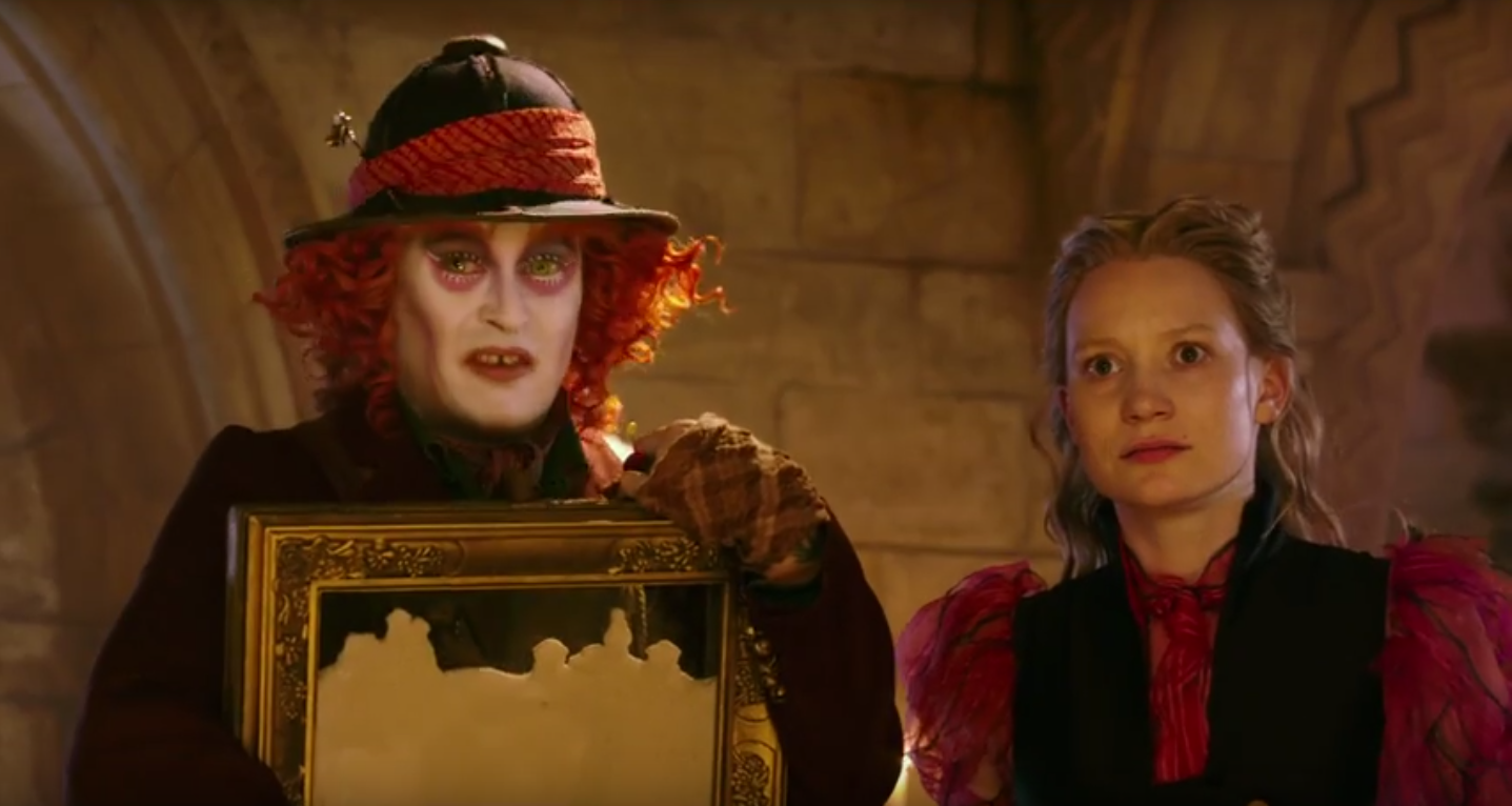 Alice Through the Looking Glass Trailer - H 2015