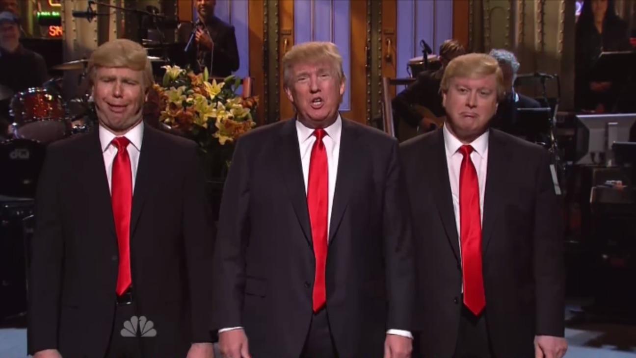Donald Trump SNL Still Monologue - H 2015