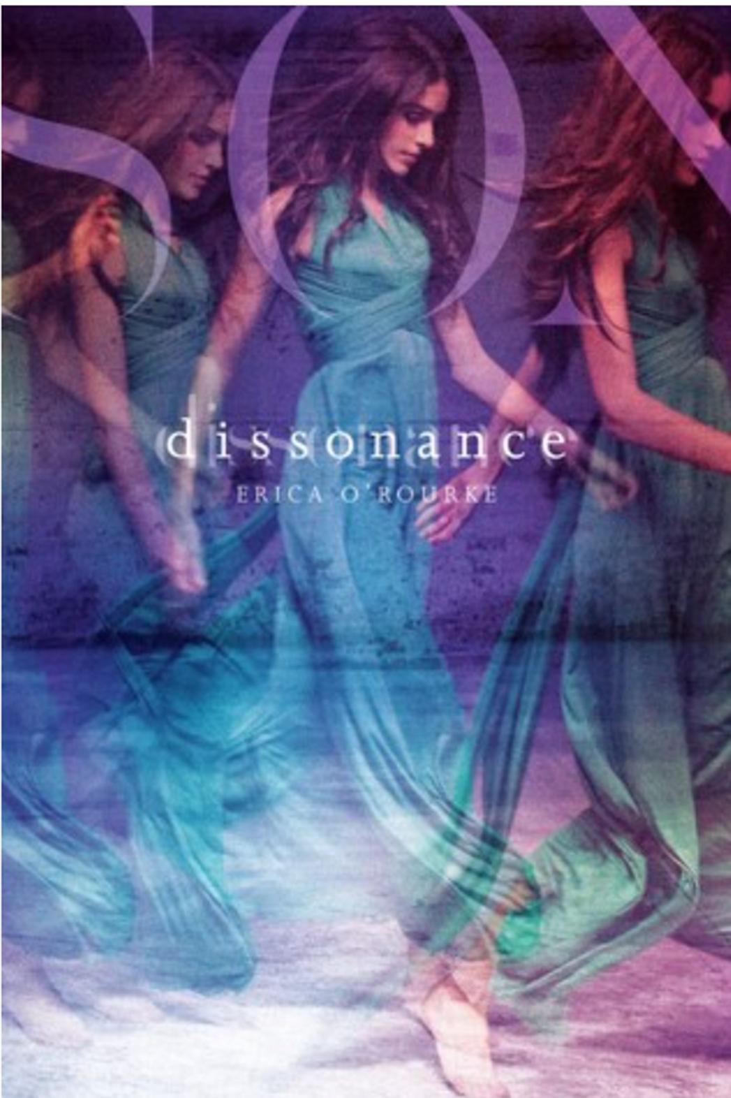 Dissonance Book Cover - P 2015