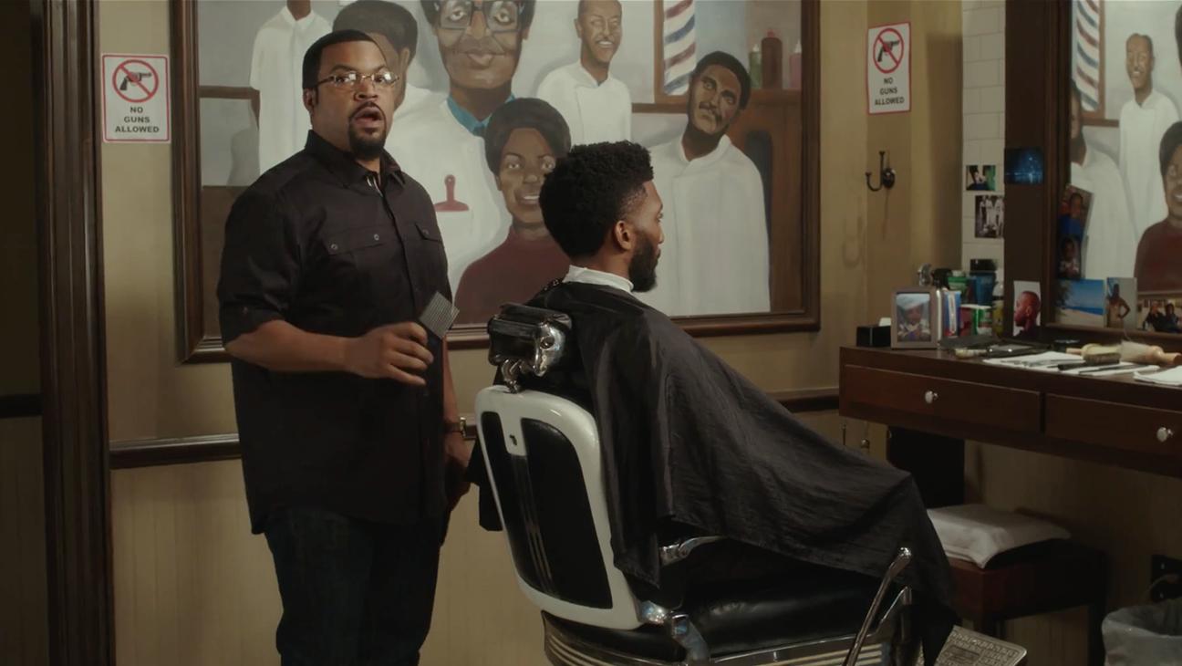 Barber Shop: The Next Cut Trailer grab - H 2015