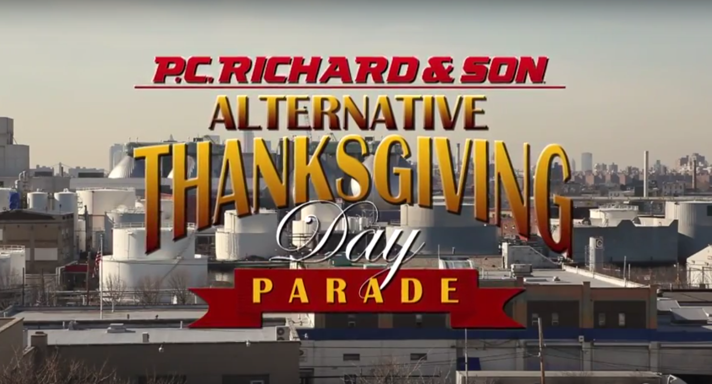 Alternative Thanksgiving Day Parade - H 2015