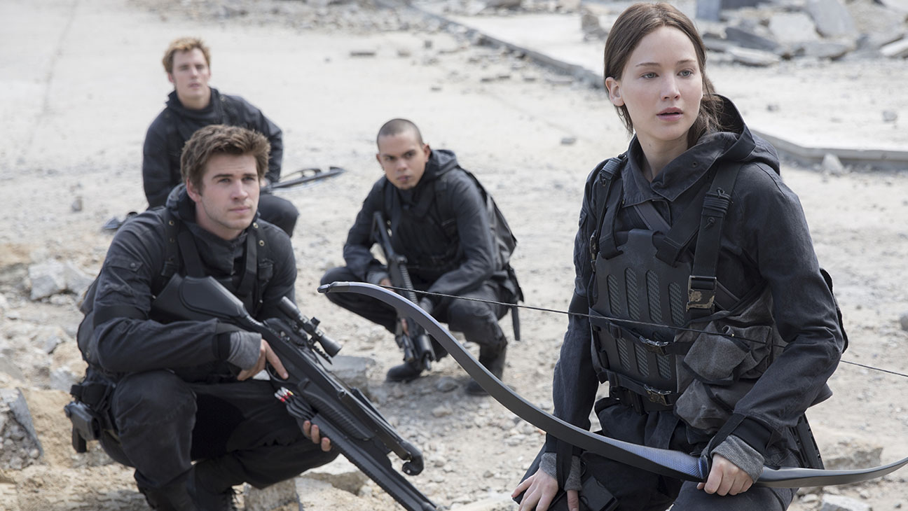 THE HUNGER GAMES: MOCKINGJAY - PART 2  - Still 7- H 2015
