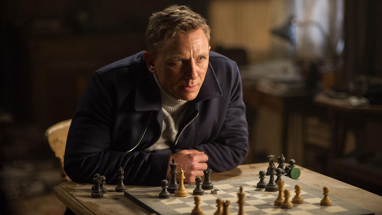 Spectre Still 1 Daniel Craig  -H 2015