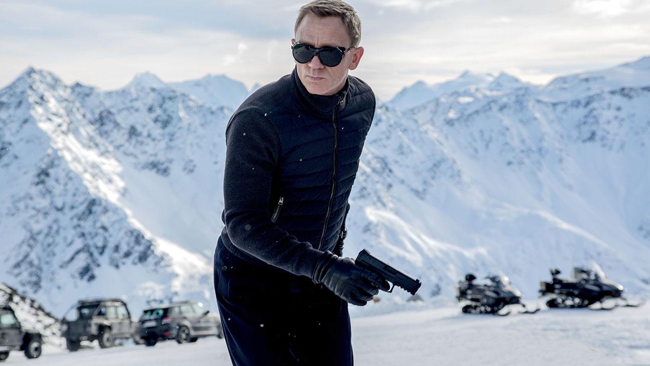 Spectre Still 3 Daniel Craig - H 2015