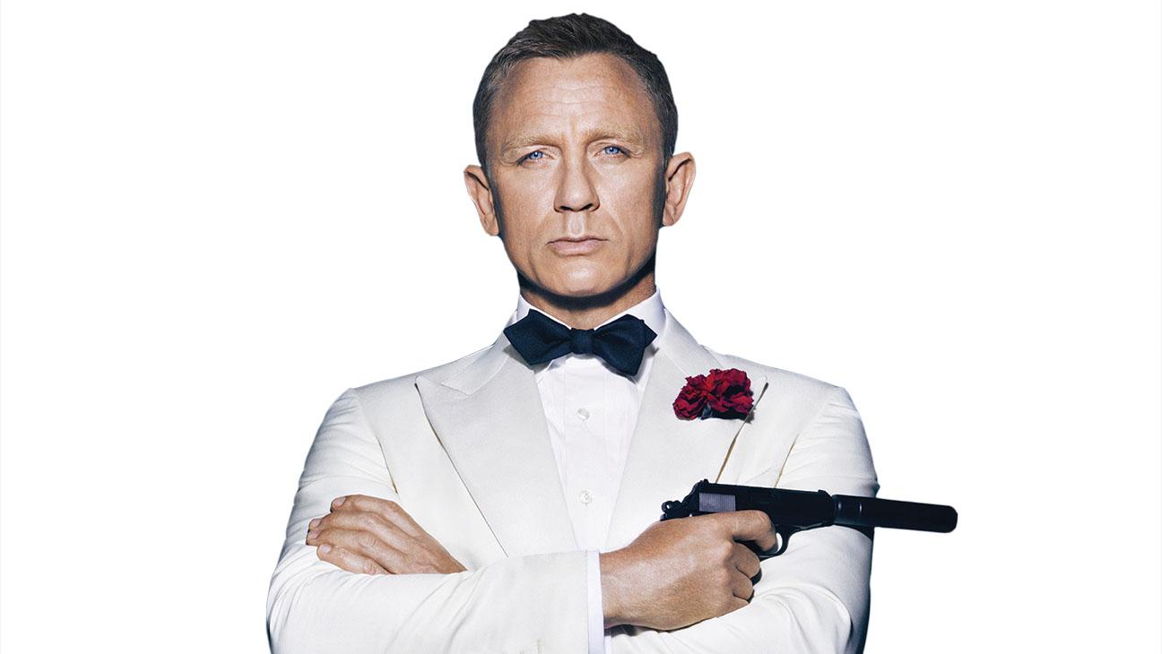 Daniel Craig - H 2015