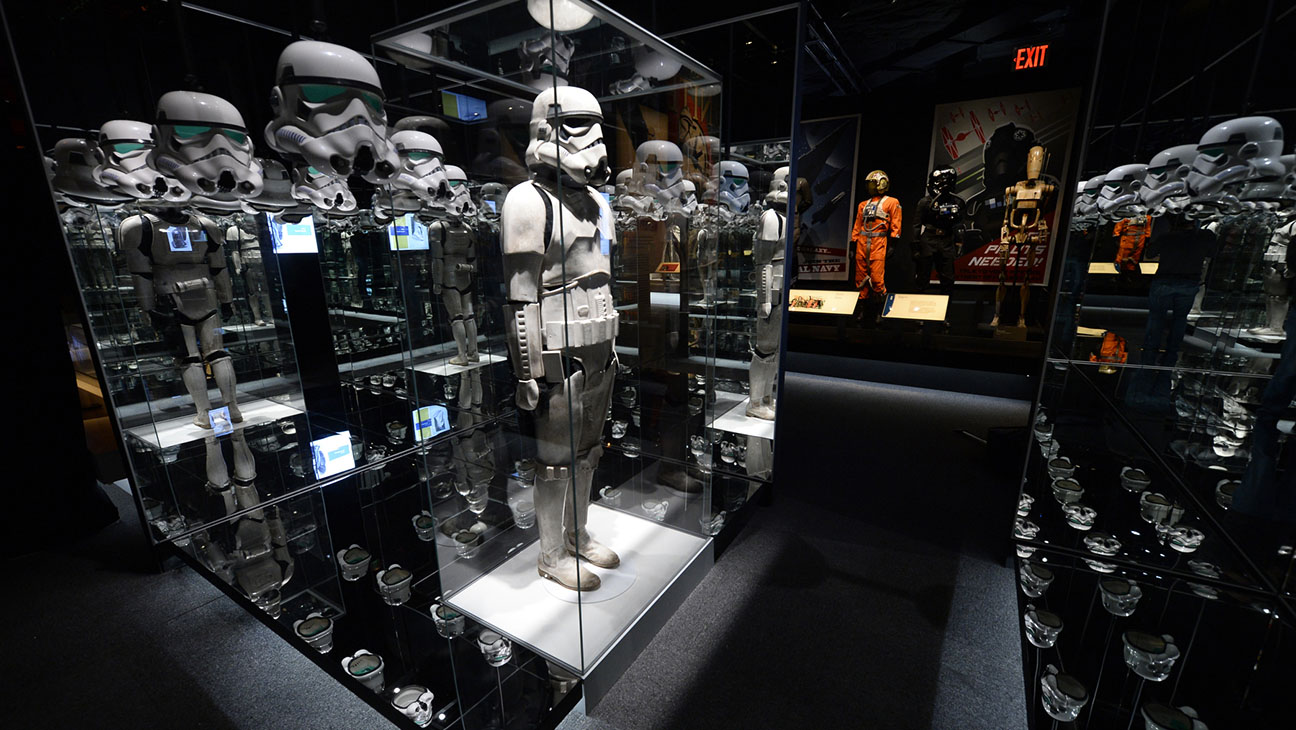 Star Wars Costume Exhibition - H 2015