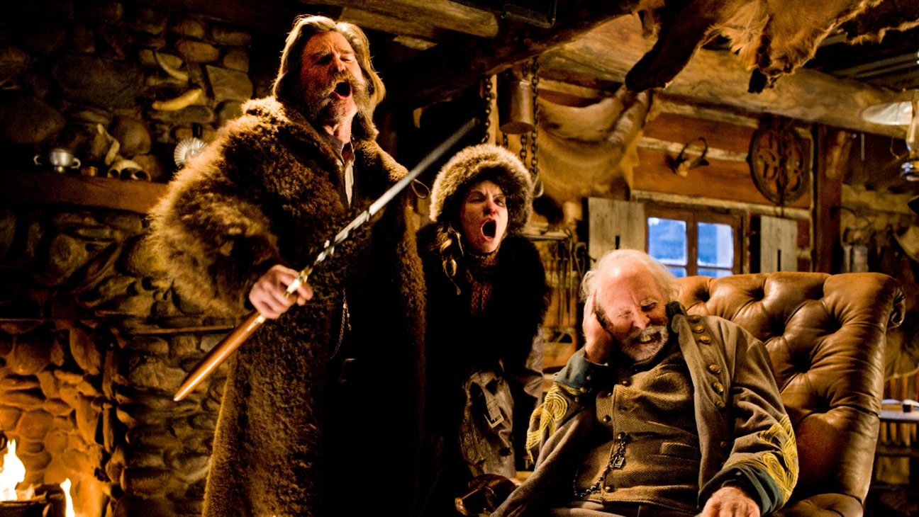 THE HATEFUL EIGHT Still 1 - H 2015