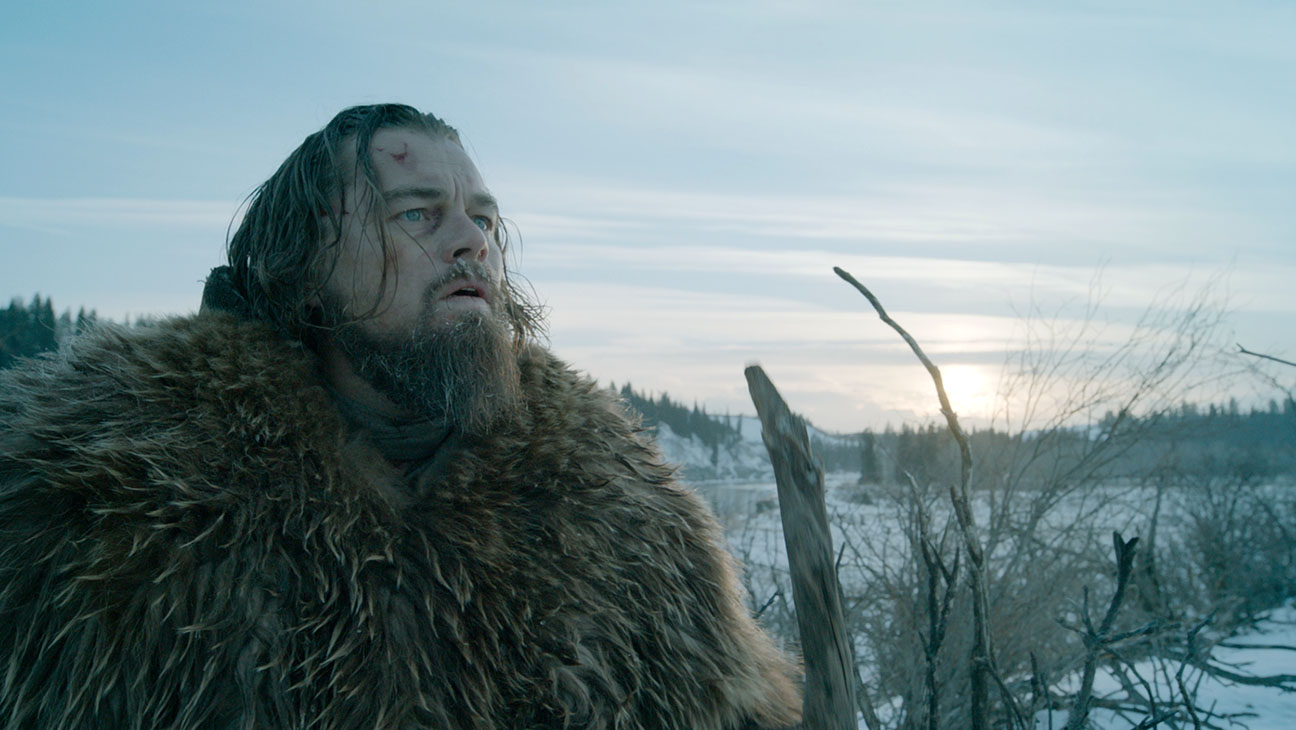 The Revenant still 1 Leonardo DiCaprio  - H 2015