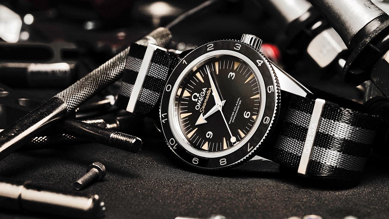 James Bond's Watch - H 2015