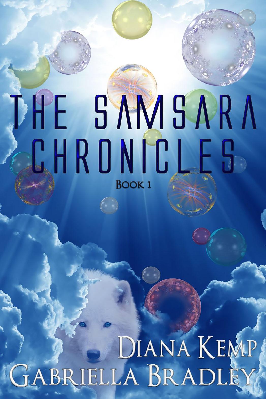 The Samsara Chronicles Cover - P 2015