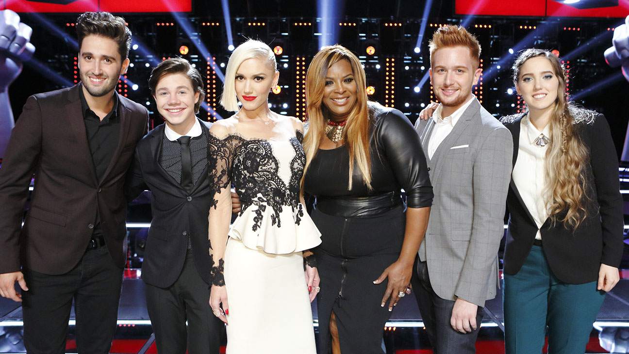 The Voice Season 9 Live Shows Night One - H 2015