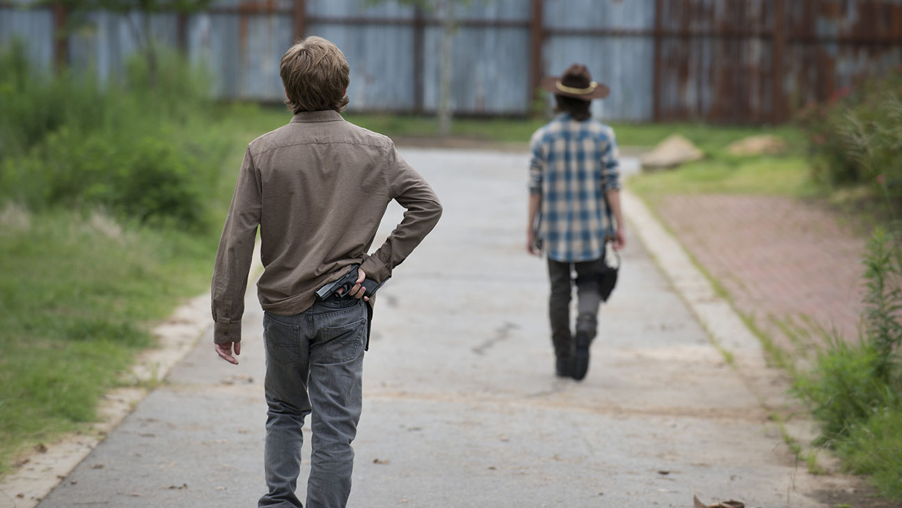 The Walking Dead S06E07 Still - H 2015