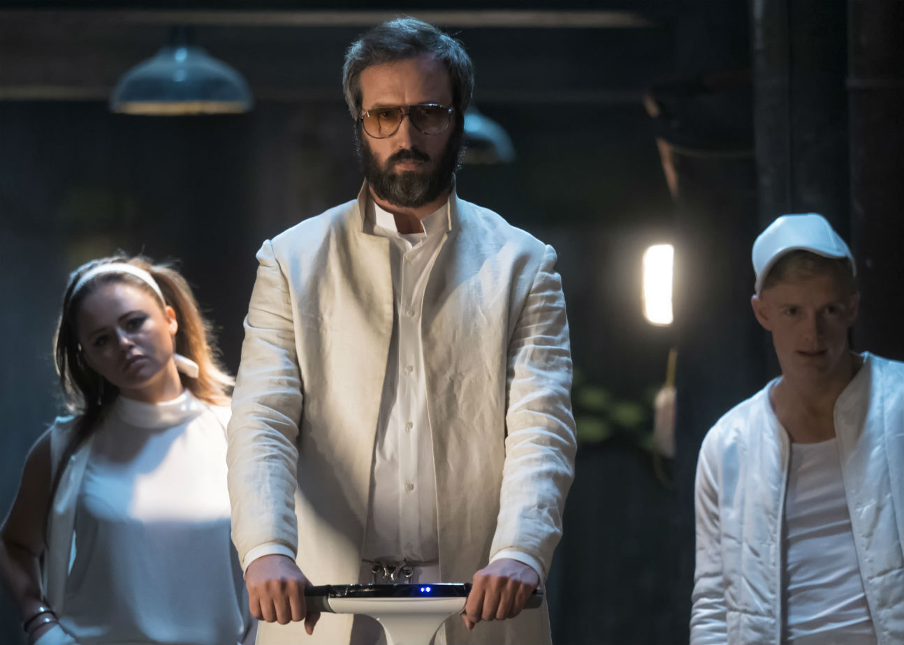 Tom Green in Iron Sky The Coming Race