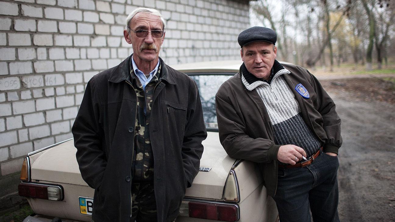 Ukrainian Sheriffs still - H 2015