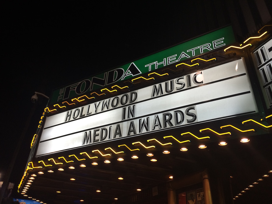 Hollywood Music in Media Awards H 2015