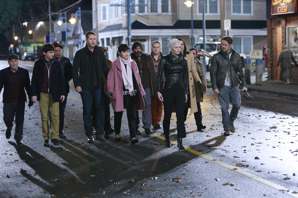 Once Upon a Time Winter Finale