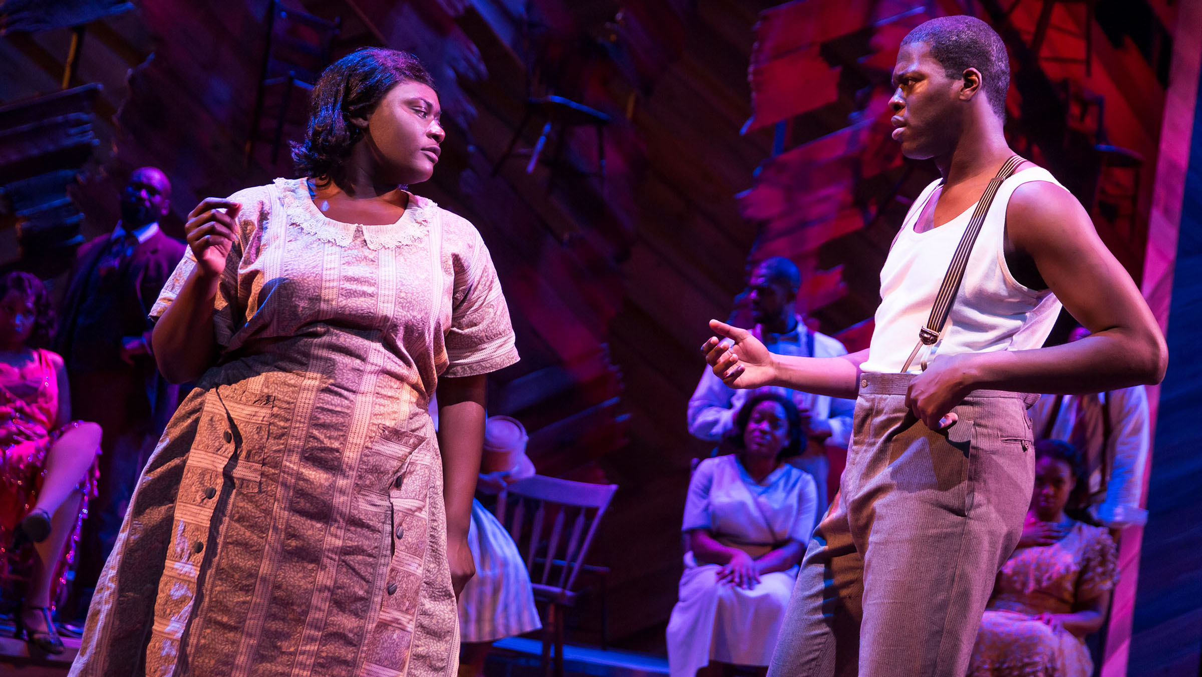 the color purple Danielle Brooks - H 2015