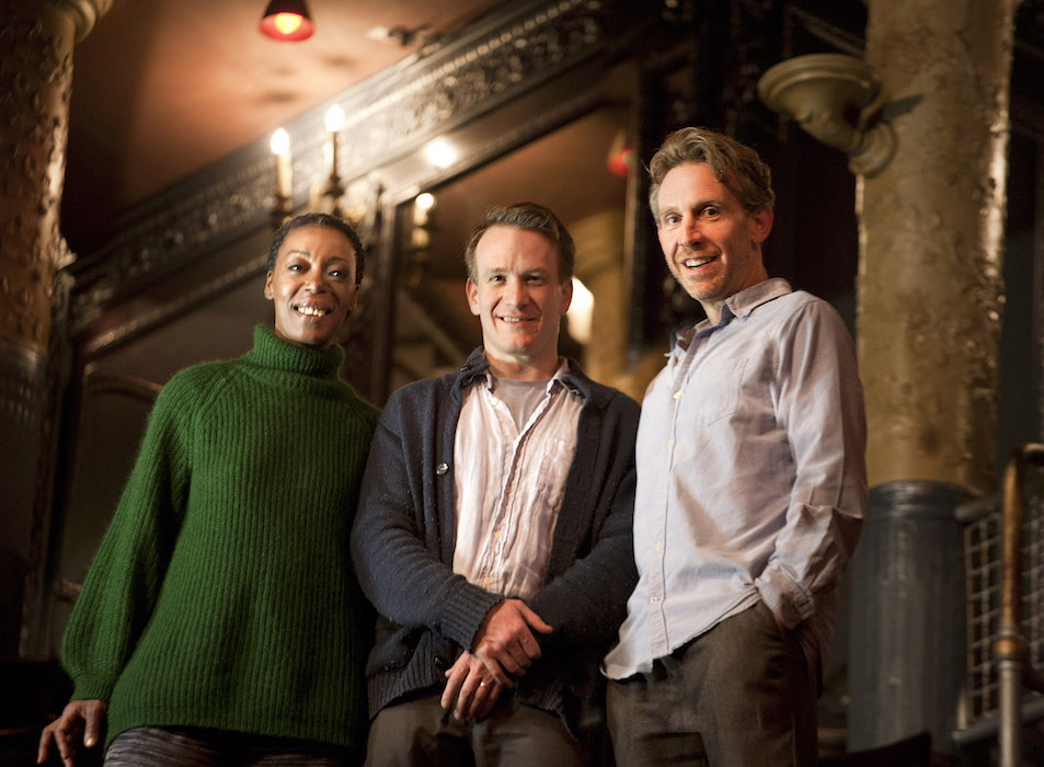 'Harry Potter Cursed Child' Cast H 2015