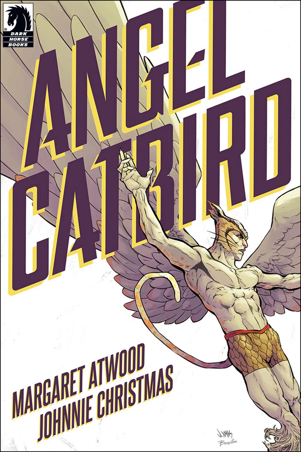 Angel Catbird - P 2015