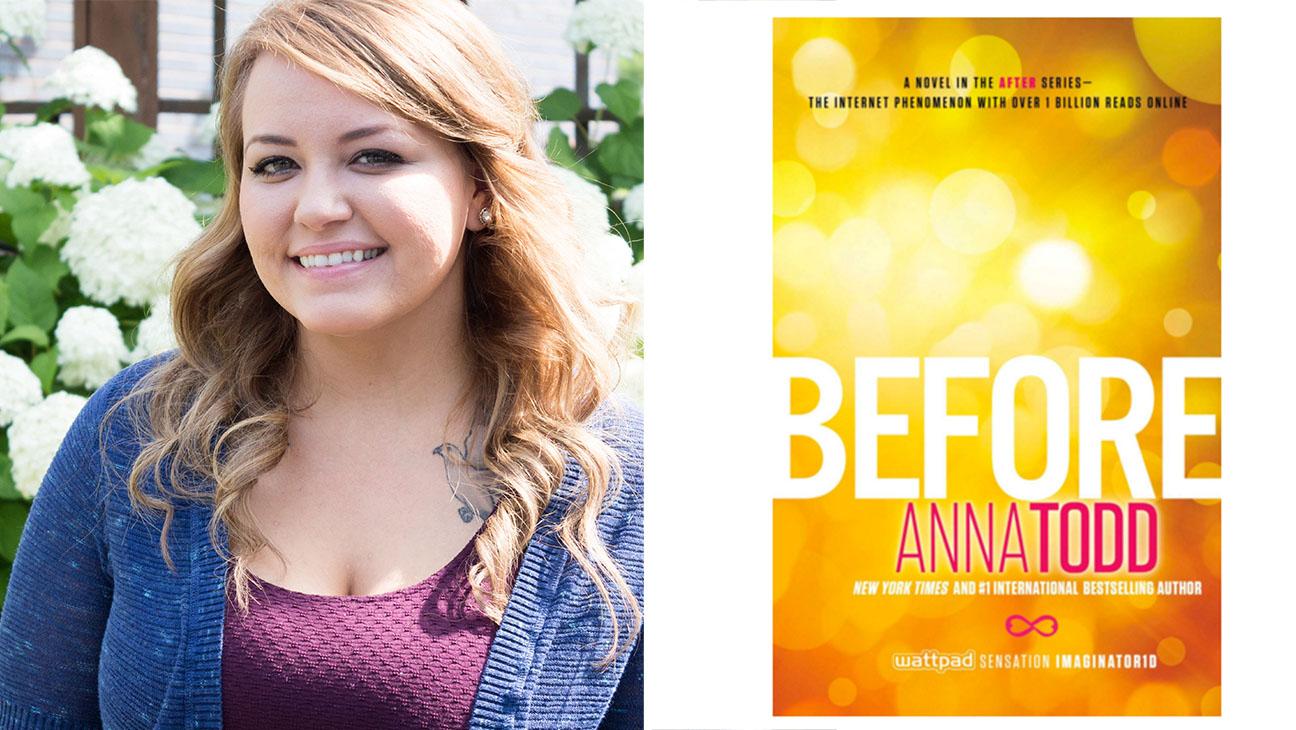 Anna Todd Book Split - H 2015