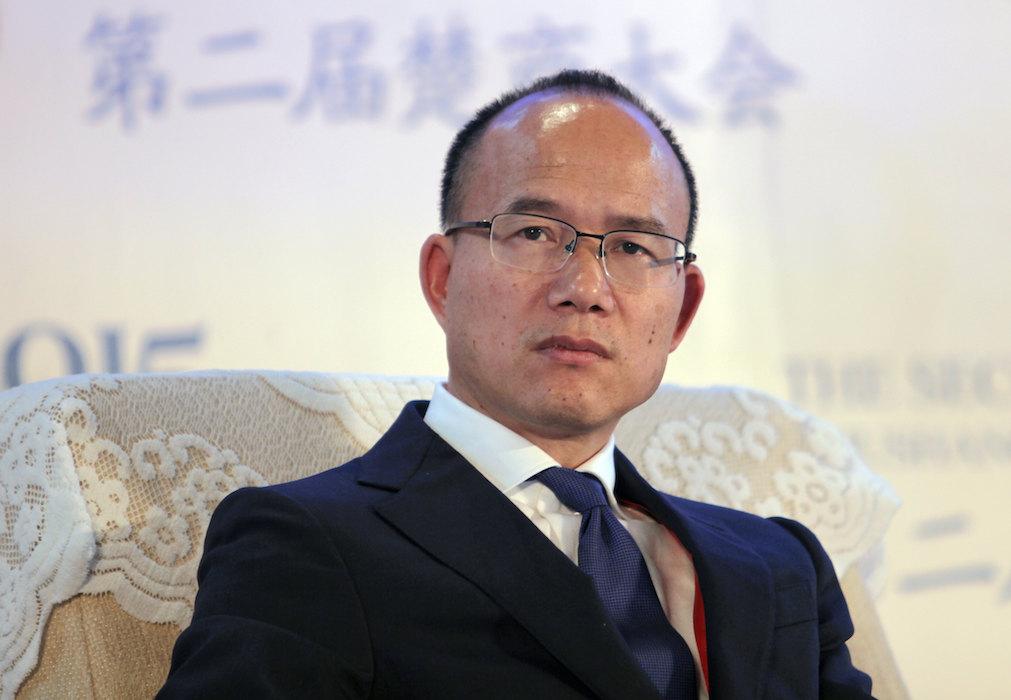 Guo Guangchang H 2015