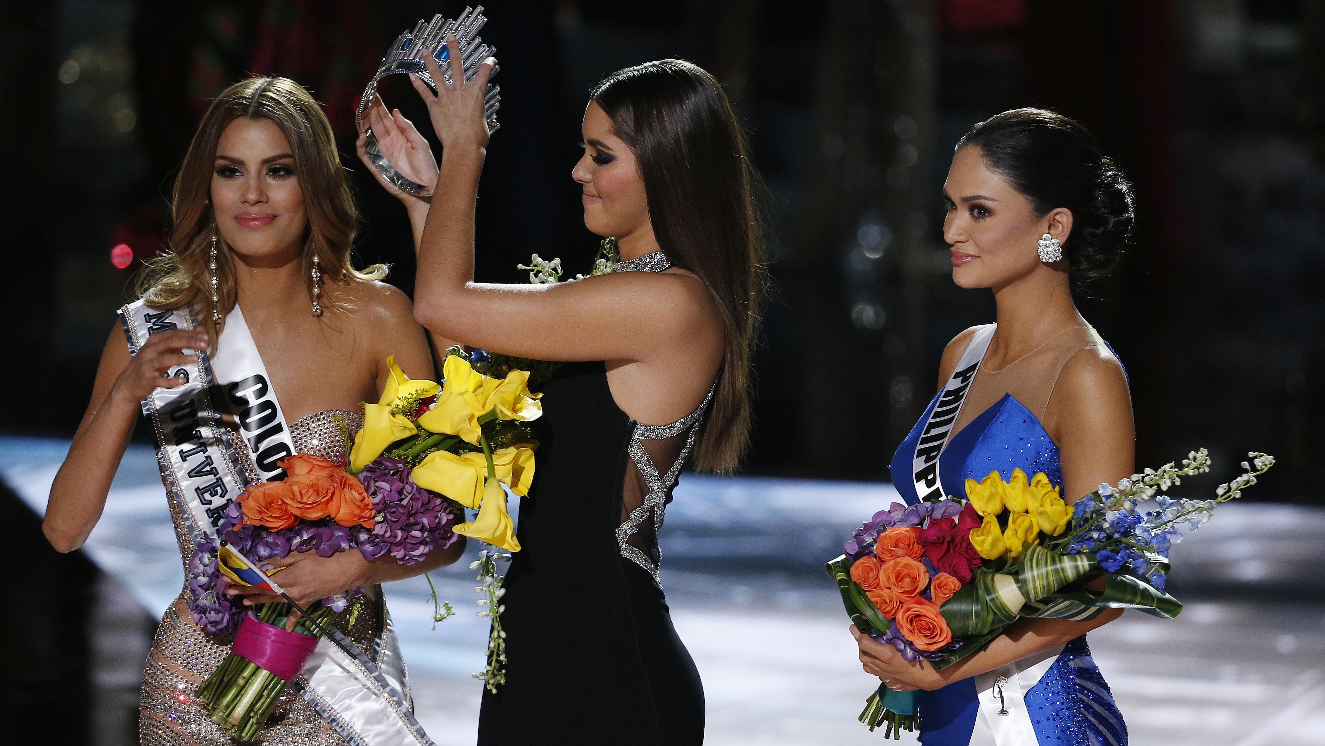 Miss Universe 2015 - H 2015