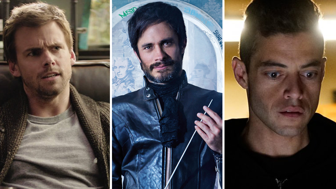 Casual, Mozart in the Jungle and Mr. Robot Split - H 2015