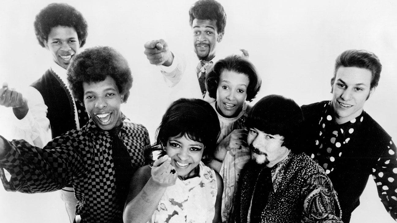 Cynthia Robinson Sly and the Family Stone - H 2015