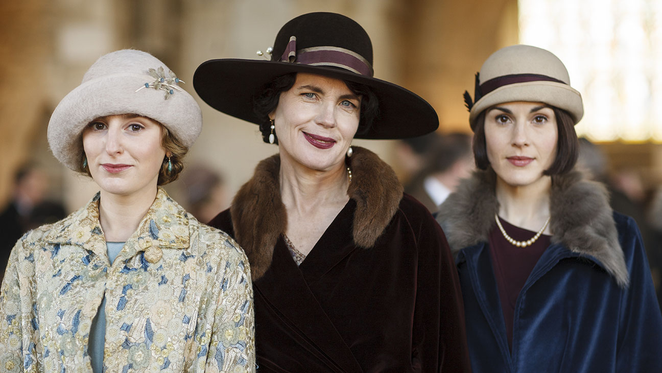 Downton Abbey S06 Still - H 2015