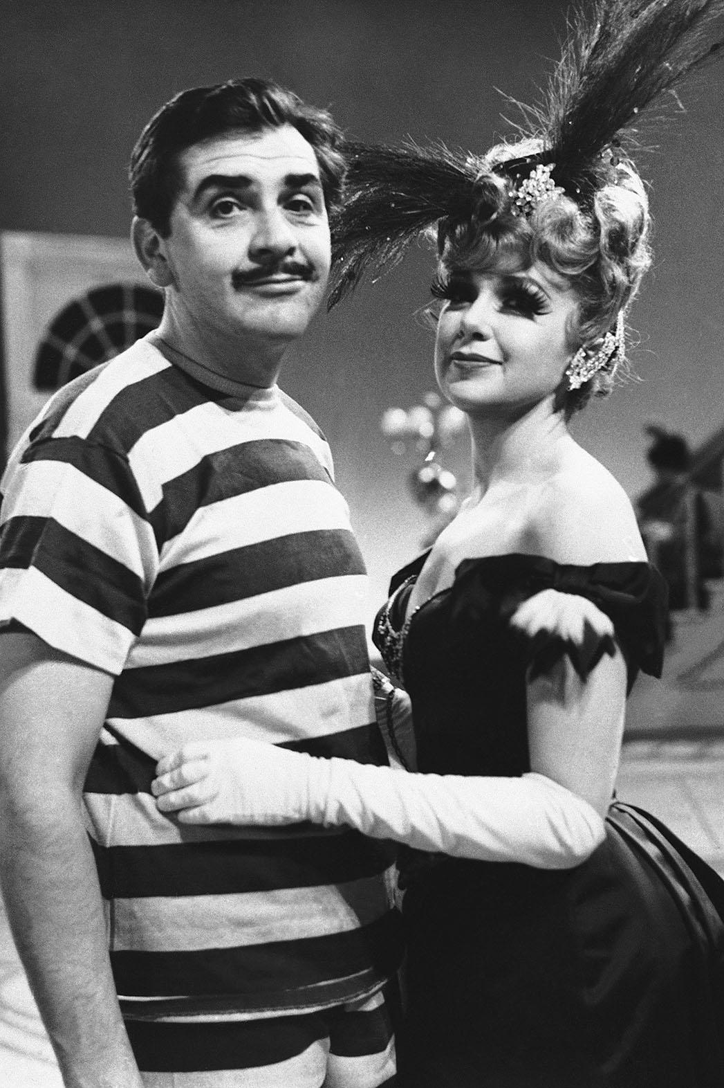 Ernie Kovacs and Edie Adams - P 2015