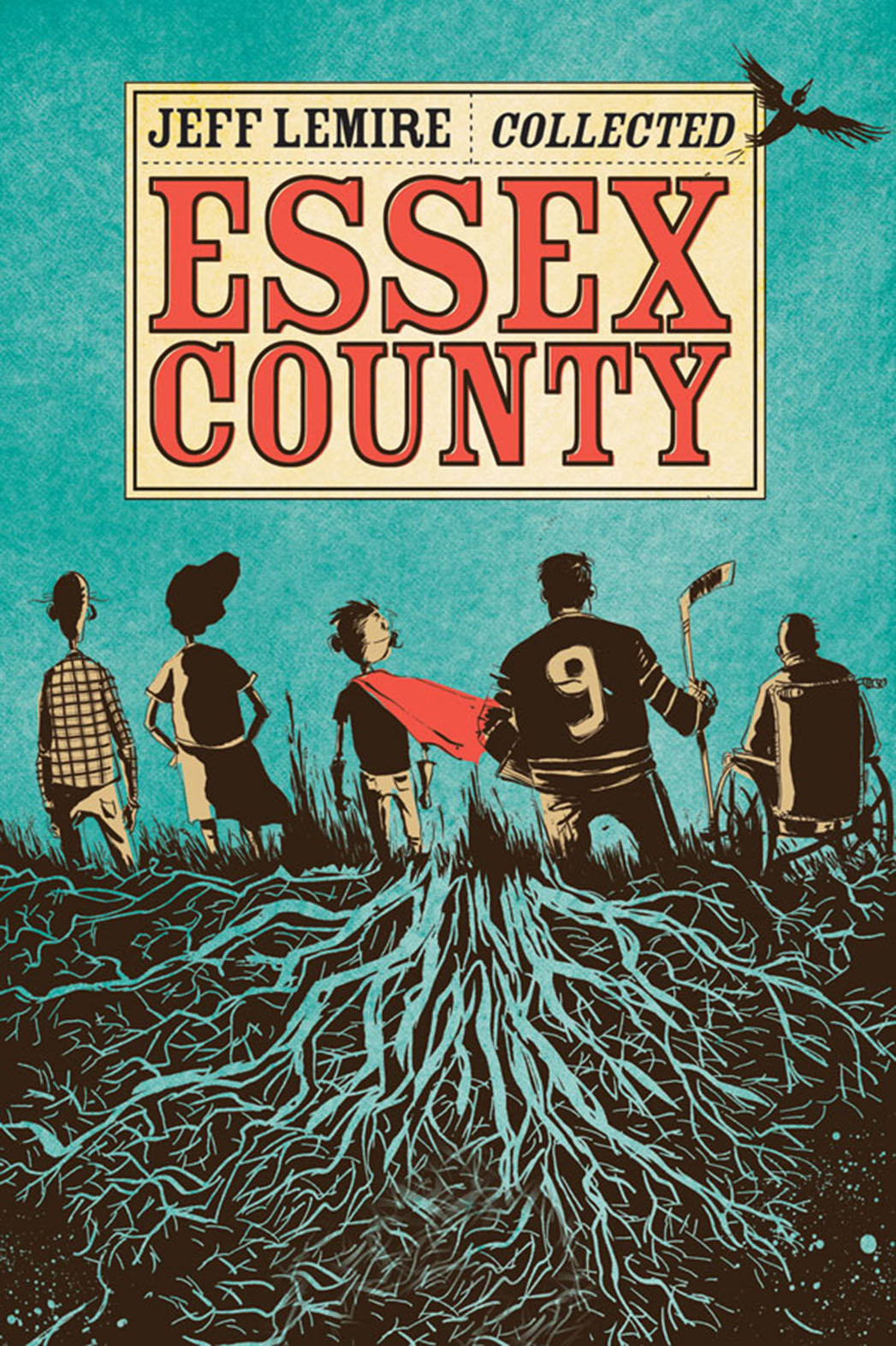 Essex County Book Cover - P 2015