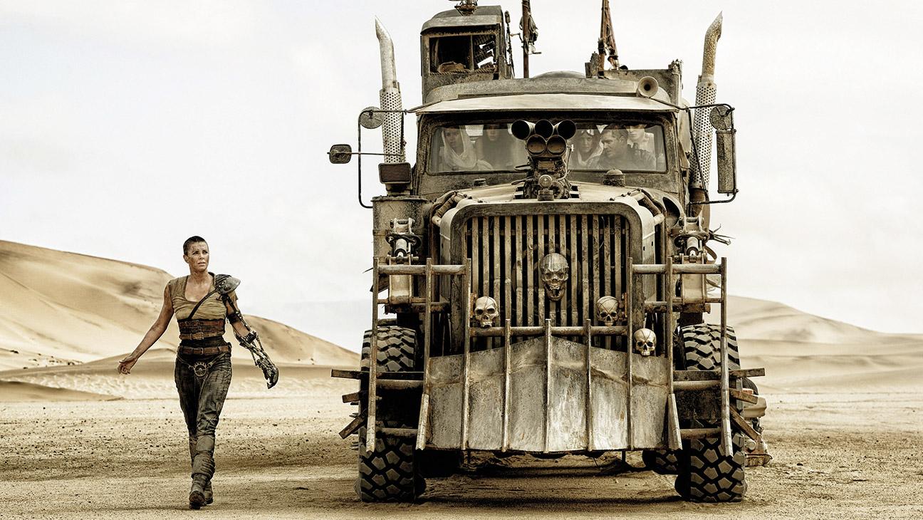 'Mad Max' Sound Editors - H 2015