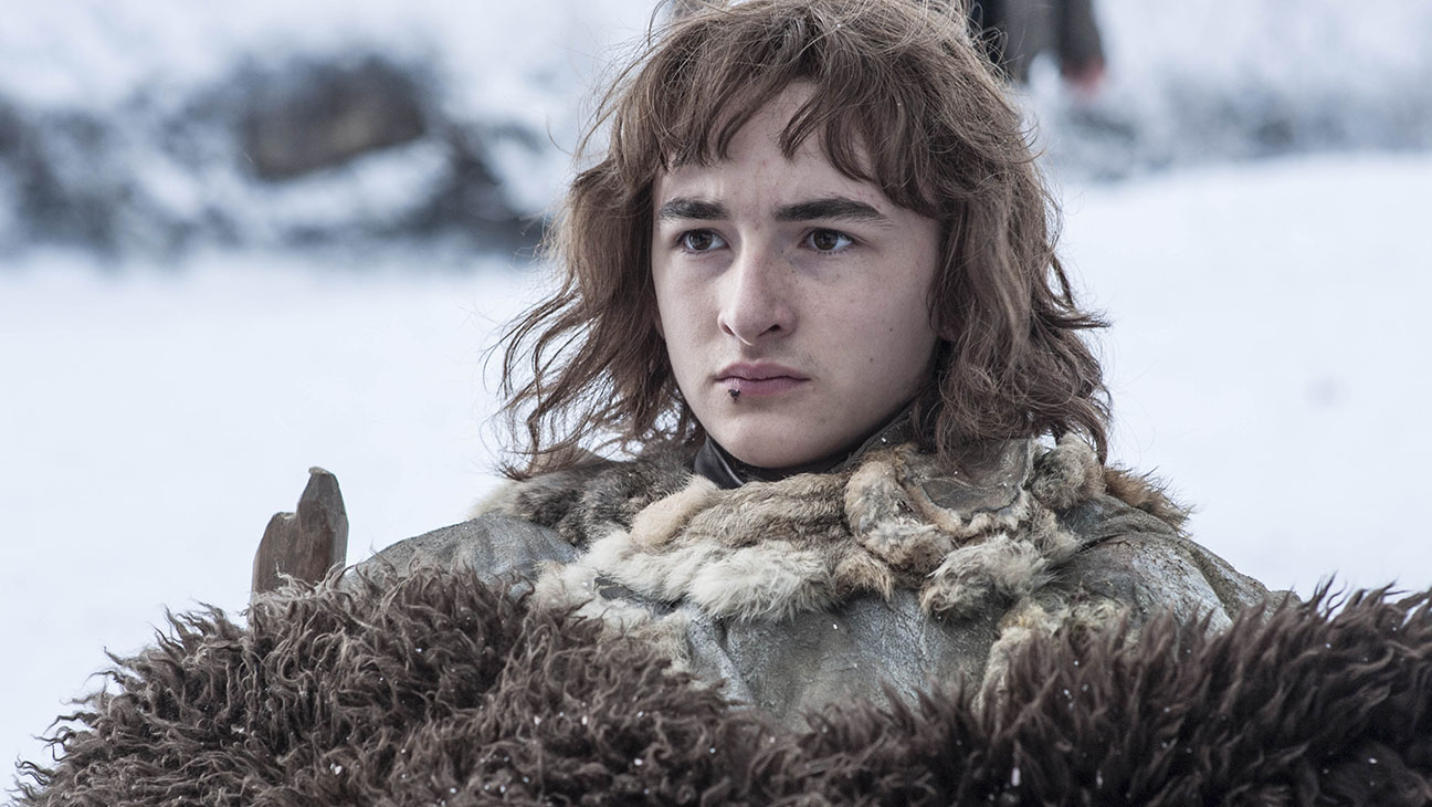 Game of Thrones Bran Stark Still - H 2015