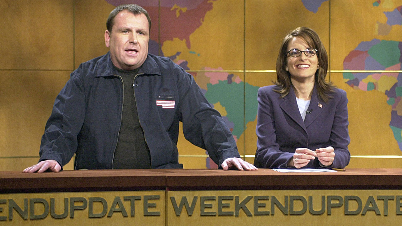 SATURDAY NIGHT LIVE Episode 3 Air Date 10132001 Colin Quinn and Tina Fey - H 2015
