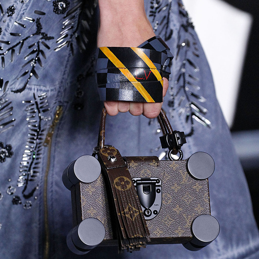 Louis Vuitton Ready to Wear show  - SQ 2015