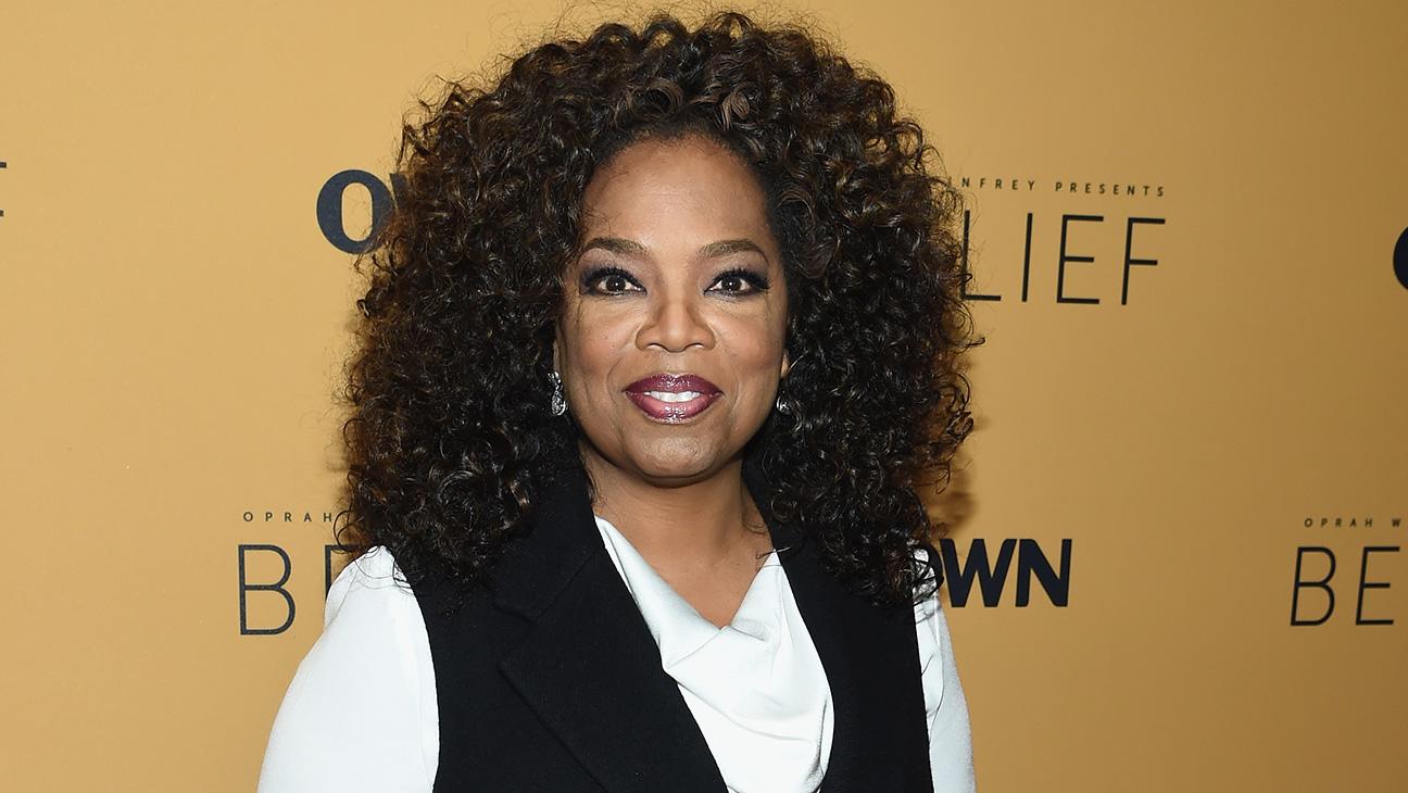 Oprah Winfrey  - H 2015